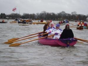 Row, row, row your boat....