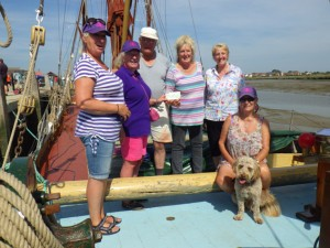 'Reminder' Presentation SeaChange Sailing Trust